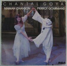 Chantal Goya  45 Tours  Pierrot gourmand 1983