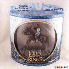 LOTR AOME Warriors & Battle Beasts Faramir on Horseback