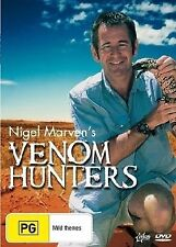 Venom Hunters (DVD, 2007)