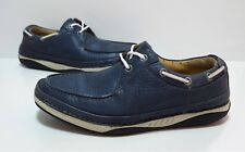 MENS/LADIES CLARKS Active air MOVERS leather Casual Deck/Boat Shoes Size 5.5 G