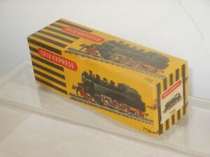 Trix Express - Gauge H0 - Steam Locomotive 755 Tank 64 089 - Boxed (9.EI-103)
