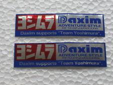 Aufkleber Yoshimura Sticker hitzebeständig Motorradsport Auto-Tuning Motorcross