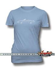 Alfa Romeo Spider Veloce 1982 - 1989 T-Shirt for Women - Multiple Colors & Sizes
