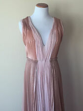 J. Mendel NWT $7900 Evening Long Silk Gown Size 4