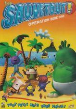 Les Sauvetout : Opération bébé dino - DVD NEUF