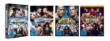 12 DVDs * WWE - WRESTLEMANIA 27 - 30 - John Cena, Triple H # NEU OVP &