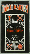 Tarot Karten: Rätselhafte Phänomene. DeAgostini. 78 Karten