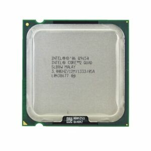 Original Intel Core 2 Quad Q9650 3GHz Quad-Core Processor CPU 12M 95W 1333MHz IT