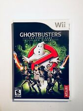 Ghostbusters: The Video Game - Nintendo  Wii Game