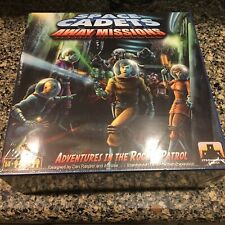 Stronghold Boardgame Space Cadets - Away Missions Box New!