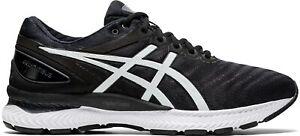 Asics Gel Nimbus 22 Mens Running Shoes - Black
