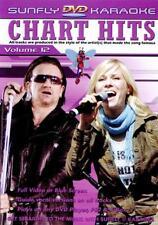 CHART HITS VOL 12 KARAOKE MULTIPLEX DVD - 12 TRACKS