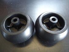 "2 Pack Deck Gauge Anti Scalp Wheel John Deere Z930M Z950M 60"" 7 Iron Deck"
