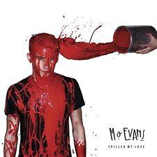Mo Evans - Spilled My Love EP - great folk / pop
