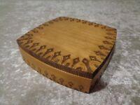 Grifón/Caja de Madera/Caja de Madera - Caja de Joyería - Artesanía
