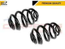 FOR BMW 3 SERIES E46 SPORT M-SPORT REAR SUSPENSION COIL SPRINGS PAIR 33536756982