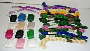 28 Skeins DMC Craft Thread [bl cab sw]