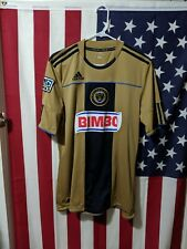 Carlos Valdes Philadelphia Union Soccer Jersey, Vintage MLS Soccer Jersey Size M