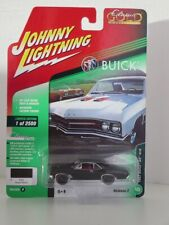 Johnny Lightning 1:64 Buick GS 400 1967 regal black JLCG015B Brand new