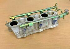 Nissan 350Z Infiniti G35 LOWER INTAKE MANIFOLD AIR Fuel Rail Injector Injectors