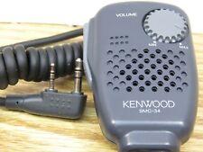 KENWOOD SMC-34 Handheld Speaker Microphone w/volume control New