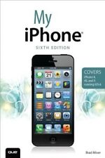 My iPhone (Covers iPhone 4, 4S and 5 running iOS 6) (6th Edition), New Books