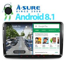 "9"" Android 8.1 GPS Navi Autoradio für VW GOLF TOURAN PASSAT TIGUAN T5 Polo DAB+"