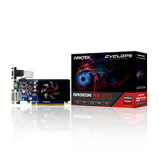 NEW ARKTEK AMD Radeon R5 230 2GB DDR3 64bit PCI-E Video Card HDMI DVI VGA