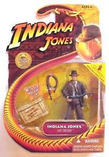 Indiana Jones Last Crusade Action Figure w/ Sub-Machine Gun 2008 C-10 Mint MIMB