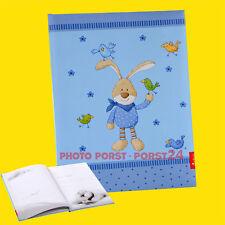"""Goldbuch Babytagebuch Baby Album Fotoalbum """"Semmelbunny"""" Tagebuch Babyzeit"""
