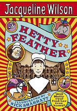 Hetty Feather by Jacqueline Wilson (Hardback, 2009)