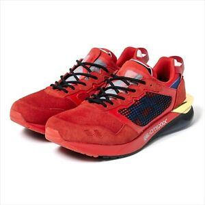 SNEAKER WOLF × ASICS GEL-LYTE XXX WELOCOME TOKYO Red Japan limited US8.5/26.5cm