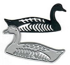 Dies...to die for metal cutting craft die -  Loon / Duck - lake life