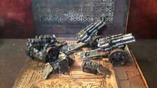 Death Korps of Krieg Quad Launcher Thudd Gun pack painted Warhammer 40k