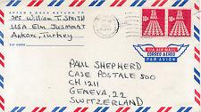 Flugpost für Sammler aus den USA