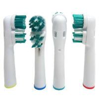 16x TOOTHBRUSH REPLACEMENT HEADS COMPATIBLE FOR ORALB  Brand New