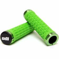ODI SDG MTB Lock On Grips 130mm - Green / Black