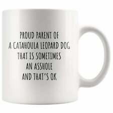 Catahoula Leopard Dog Mug - Catahoula Leopard Dog Gift - Dog Owner Mug