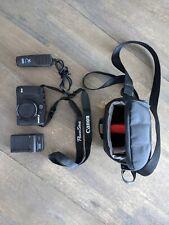 Canon PowerShot G16 12.1MP Digital Camera - Black