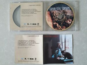 CAROLE KING - TAPESTRY (MASTER SOUND) GOLD CD