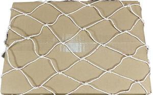 Net Netting Cotton Linen Sinthetics Protection Anti Bird Garden Pond Natural Eco