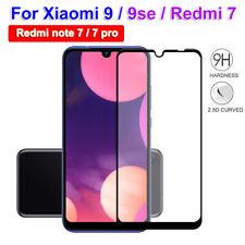 9H Case Full Cover Tempered Glass Film Screen Protector For Xiaomi |Redmi Note