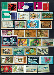 "GRENADA mnh ""small collection MNH - GHANDI"" F124b"