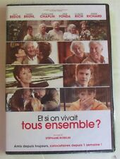 DVD ET SI ON VIVAIT TOUS ENSEMBLE - Jane FONDA / Claud RICH / Guy BEDOS - NEUF