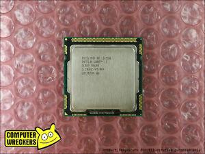 INTEL CORE i3-550 3.20GHz SLBUD 4M CACHE PC DESKTOP COMPUTER CPU SOCKET LGA1156