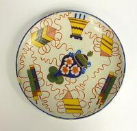Keramik Teller Niederlande um 1701 Pieter Cocx Delft De Grieksche A
