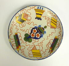 Keramik Teller Niederlande um 1701-1722 Pieter Cocx Delft De Grieksche A