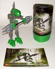 Lego Bionicle Rahkshi Lerahk (8589) (2003) with Box & Instructions Legos