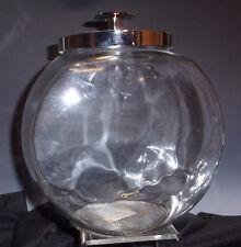 Glass Storage Jar 1 Gallon with Lid