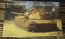 1/35 Rye Field RFM M1A2 SEP Abrams Tusk 1/2 M1A1 3 in 1 5004